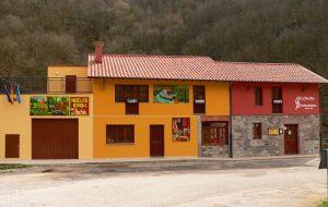 Núcleo de turismo rural 13 (Ca' Pachín Villandás)