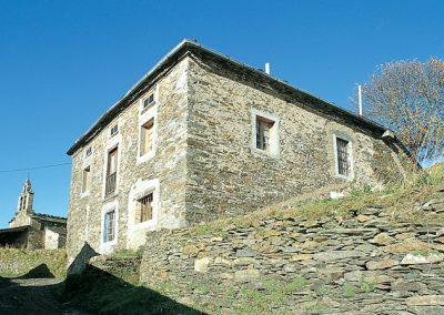 Casa rural de alquiler por habitaciones 118