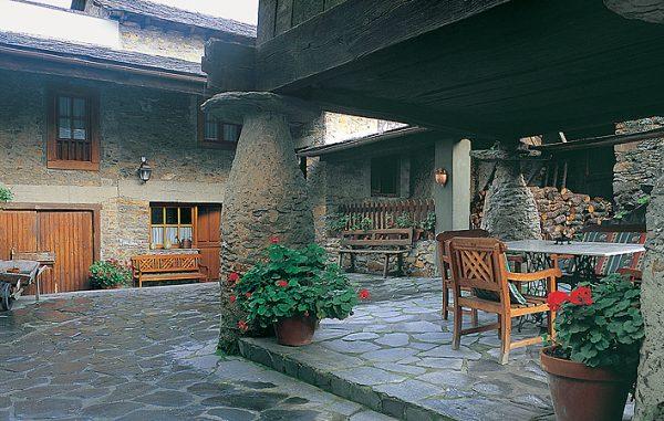 Casa rural de alquiler por habitaciones 76