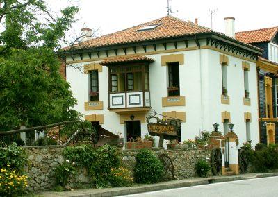 Casa rural de alquiler por habitaciones 45