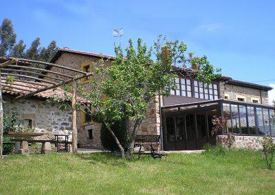 Casa rural de alquiler por habitaciones  36