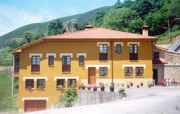Casa rural de alquiler por habitaciones 124