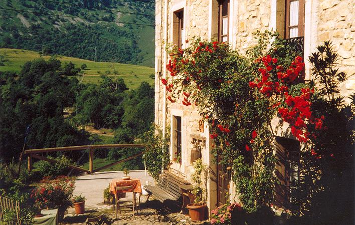 Casa rural de alquiler por habitaciones 109