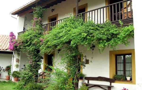 Casa rural de alquiler por habitaciones  6
