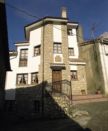 Casa rural de alquiler por habitaciones 123
