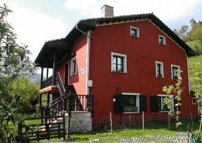 Casa rural de alquiler por habitaciones 91