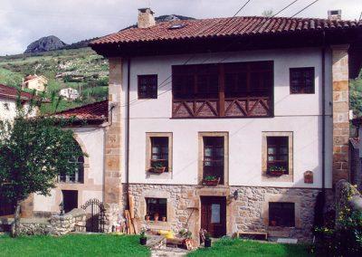 Casa rural de alquiler por habitaciones  37