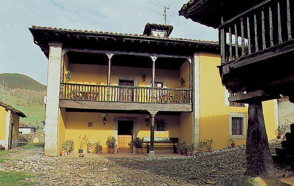 Casa rural de alquiler por habitaciones 33