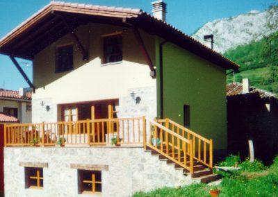 Casa rural de alquiler por habitaciones 28
