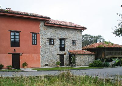 Casa rural de alquiler por habitaciones 2