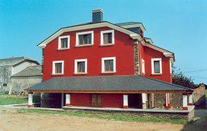 Casa rural de alquiler por habitaciones  102