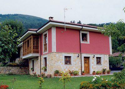 Casa rural de alquiler por habitaciones 79