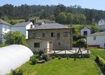 Casa rural de alquiler por habitaciones 55