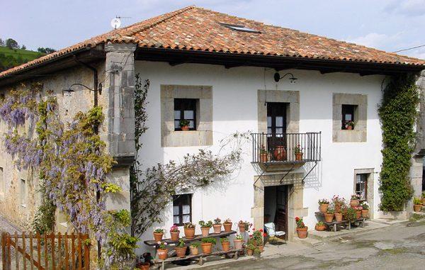 Casa rural de alquiler por habitaciones 61