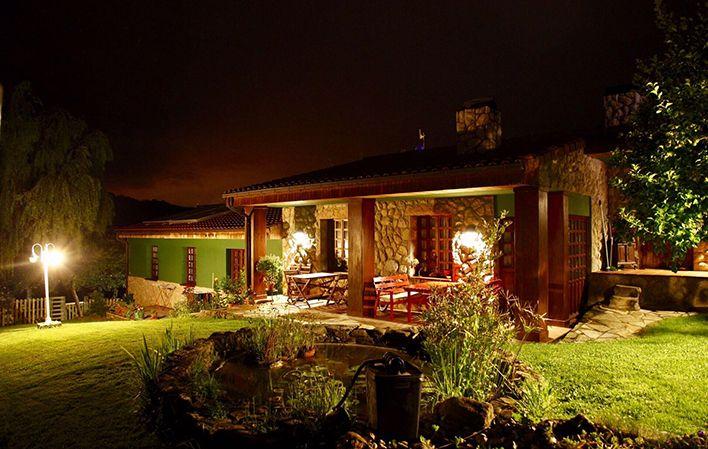 Casa rural de alquiler por habitaciones 97