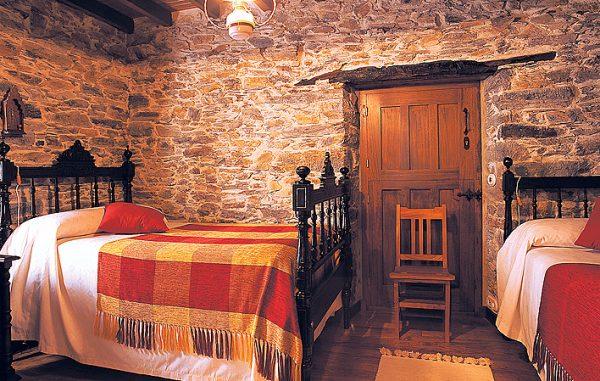 Casa rural de alquiler por habitaciones 29