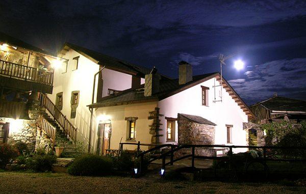 Casa rural de alquiler por habitaciones 111