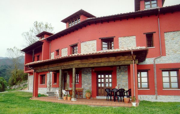 Casa rural de alquiler por habitaciones  50