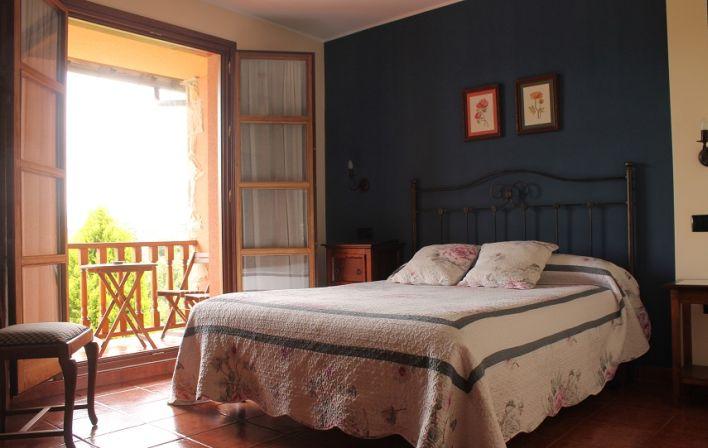 Casa rural de alquiler por habitaciones 112