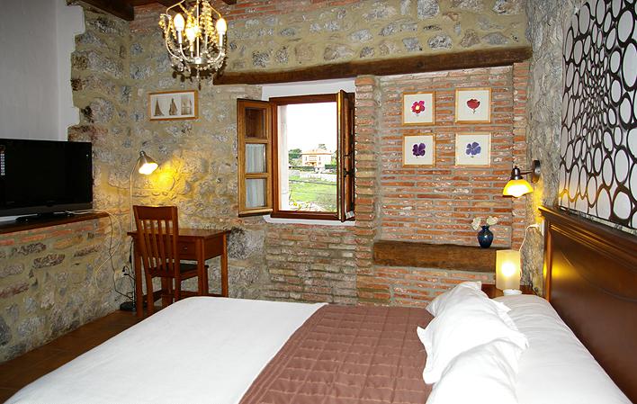 Casa rural de alquiler por habitaciones  3