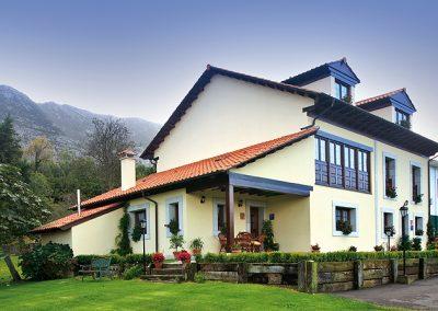 Casa rural de alquiler por habitaciones 20