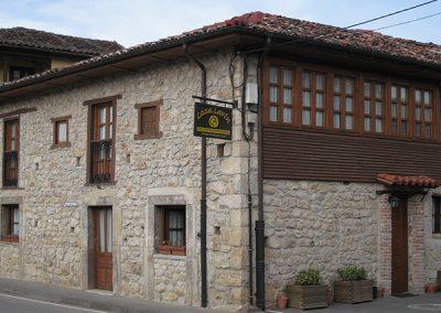 Casa rural de alquiler por habitaciones  59