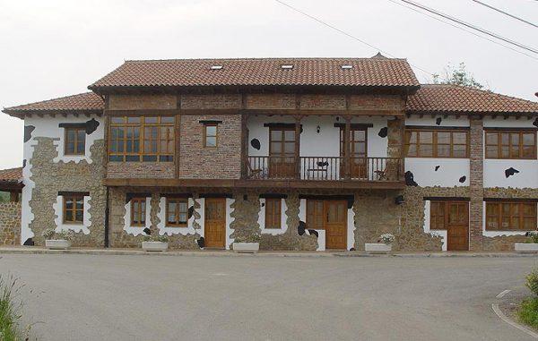 Casa rural de alquiler por habitaciones 107