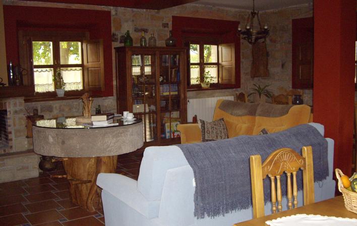 Casa rural de alquiler por habitaciones 110