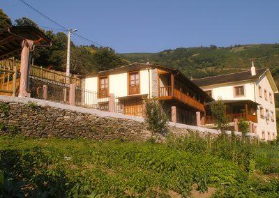 Casa rural de alquiler por habitaciones  27