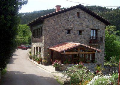 Casa rural de alquiler por habitaciones  13