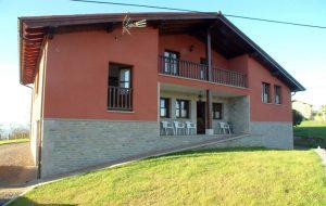 Casa rural de alquiler por habitaciones 24