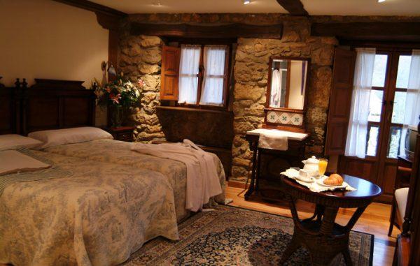Casa rural de alquiler por habitaciones  67