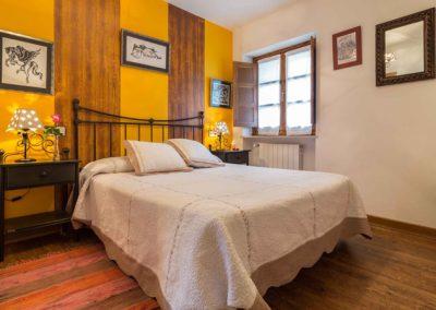 Casa rural de alquiler por habitaciones 128