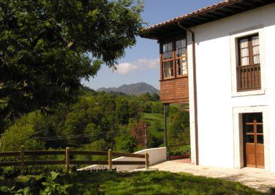 Casa rural de alquiler por habitaciones 4