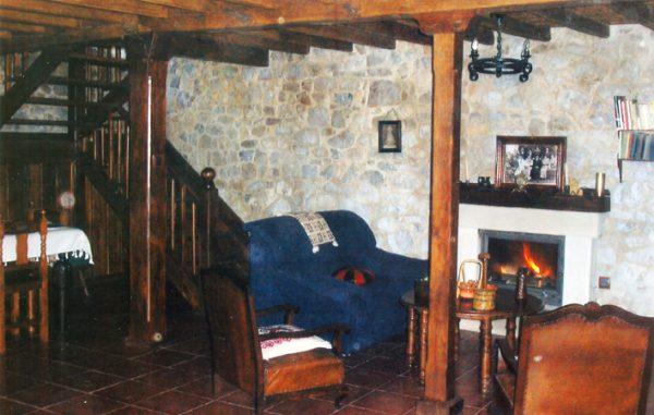 Casa rural de alquiler por habitaciones 90