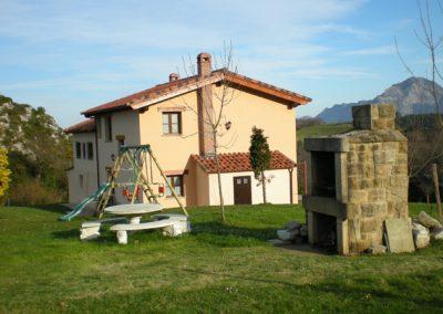 Casa rural de alquiler por habitaciones  93