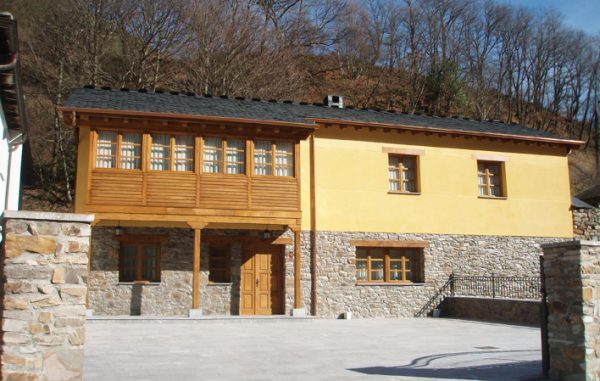 Casa rural de alquiler por habitaciones 48