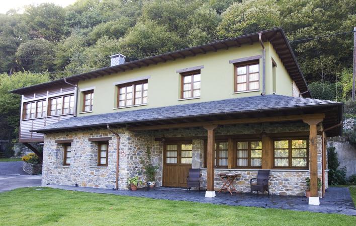 Casa rural de alquiler por habitaciones 64