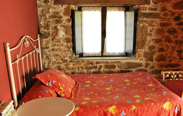 Casa rural de alquiler por habitaciones 10