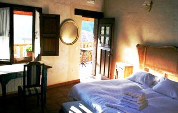 Casa rural de alquiler por habitaciones 95