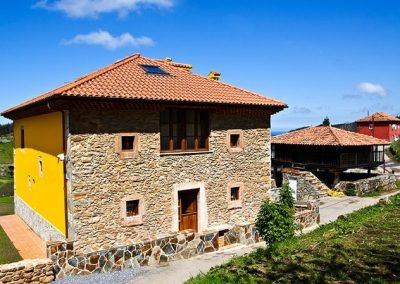 Casa rural de alquiler por habitaciones 17