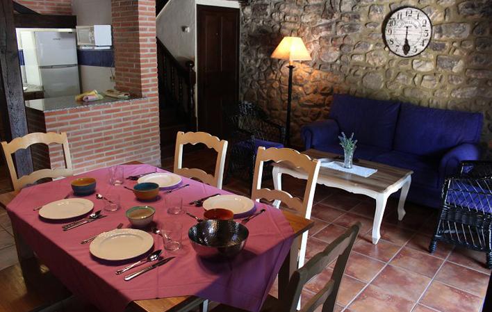 Núcleo de turismo rural 5 (La casa del Corredor)