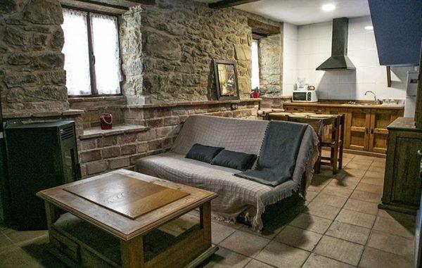 Apartamento rural 127
