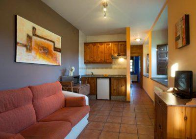 Apartamento rural 408