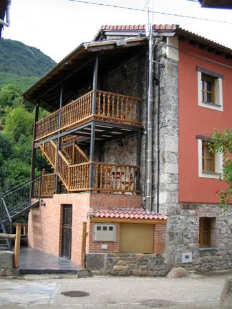 Apartamento rural 155