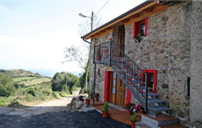 Apartamento rural 156