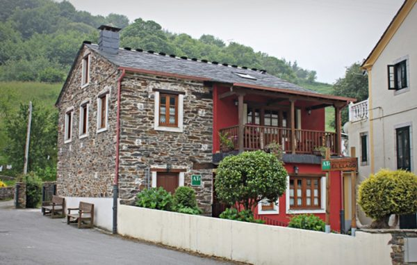 Apartamento rural 198