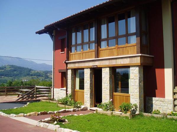 Apartamento rural 370