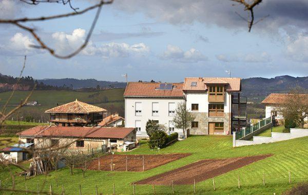 Apartamento rural 250