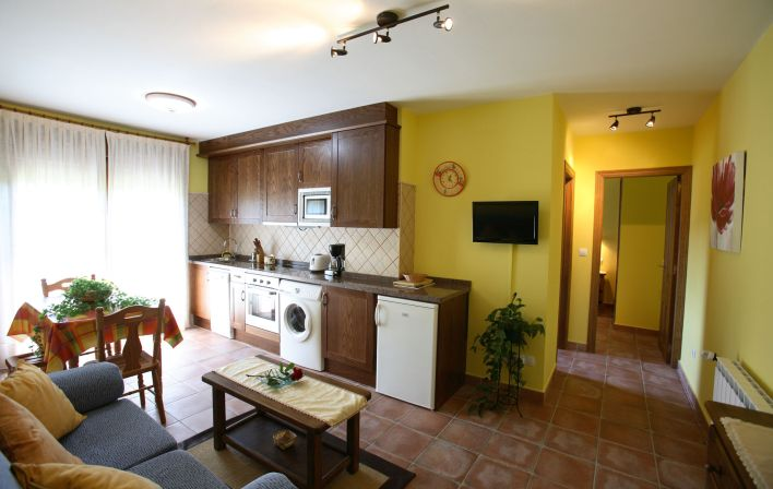 Apartamento rural 259